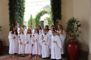 2015 8th grade class